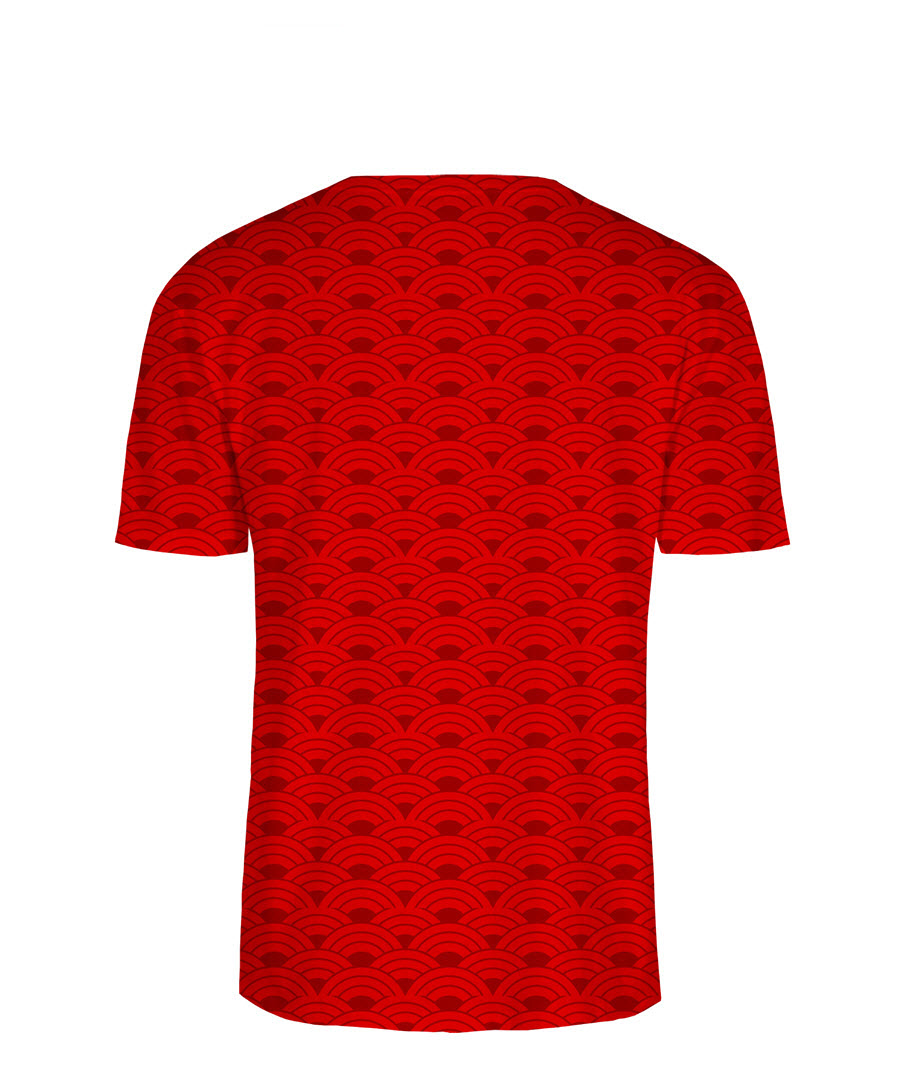 Áo thun Tết 2020 – Tết này đã về (áo màu đỏ)