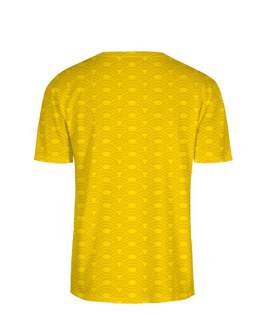 Áo thun Tết 2021 – Tết này đã về (áo màu vàng)